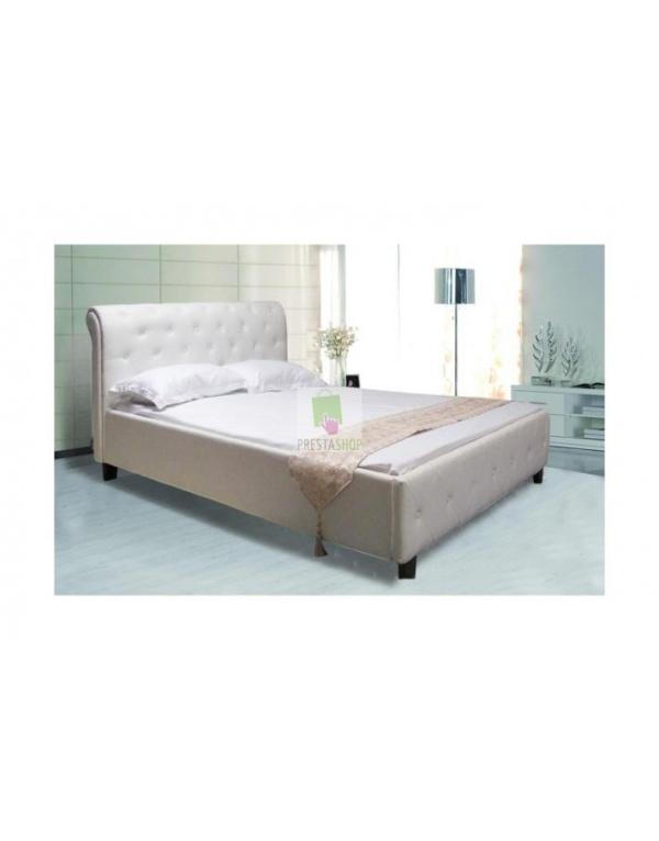 lit double blanc cocto 140 deco meubles