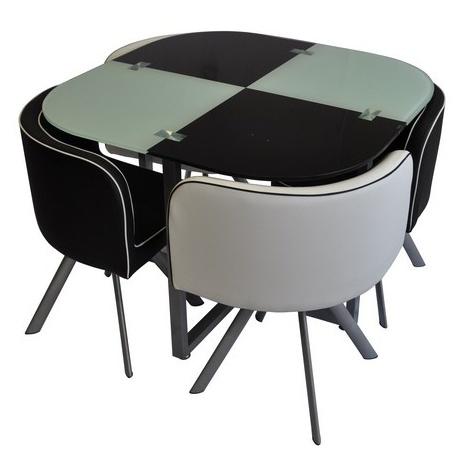 Salle blanche guide d 39 achat - Table noire et blanche ...